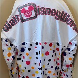 Disney Parks Rock The Dots Spirit Jersey